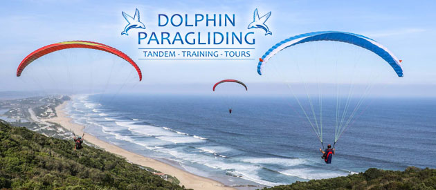 DOLPHIN PARAGLIDING - Businesses in Plettenberg Bay