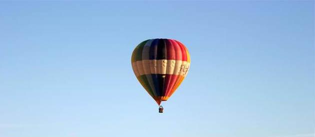 Hot Air Ballooning In Plettenberg Bay